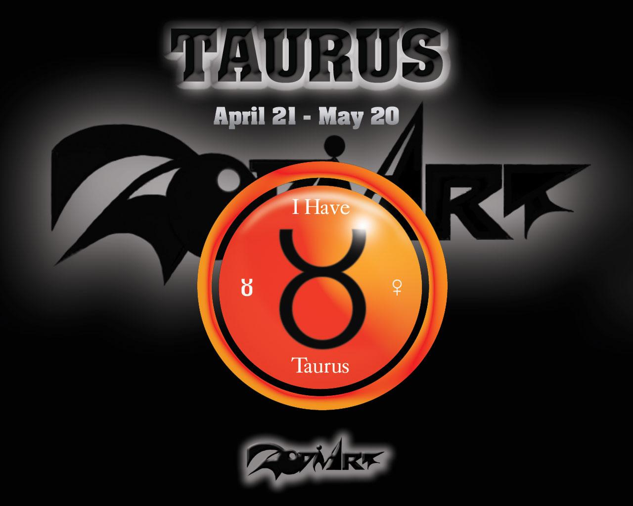Zodiac Wallpaper Taurus