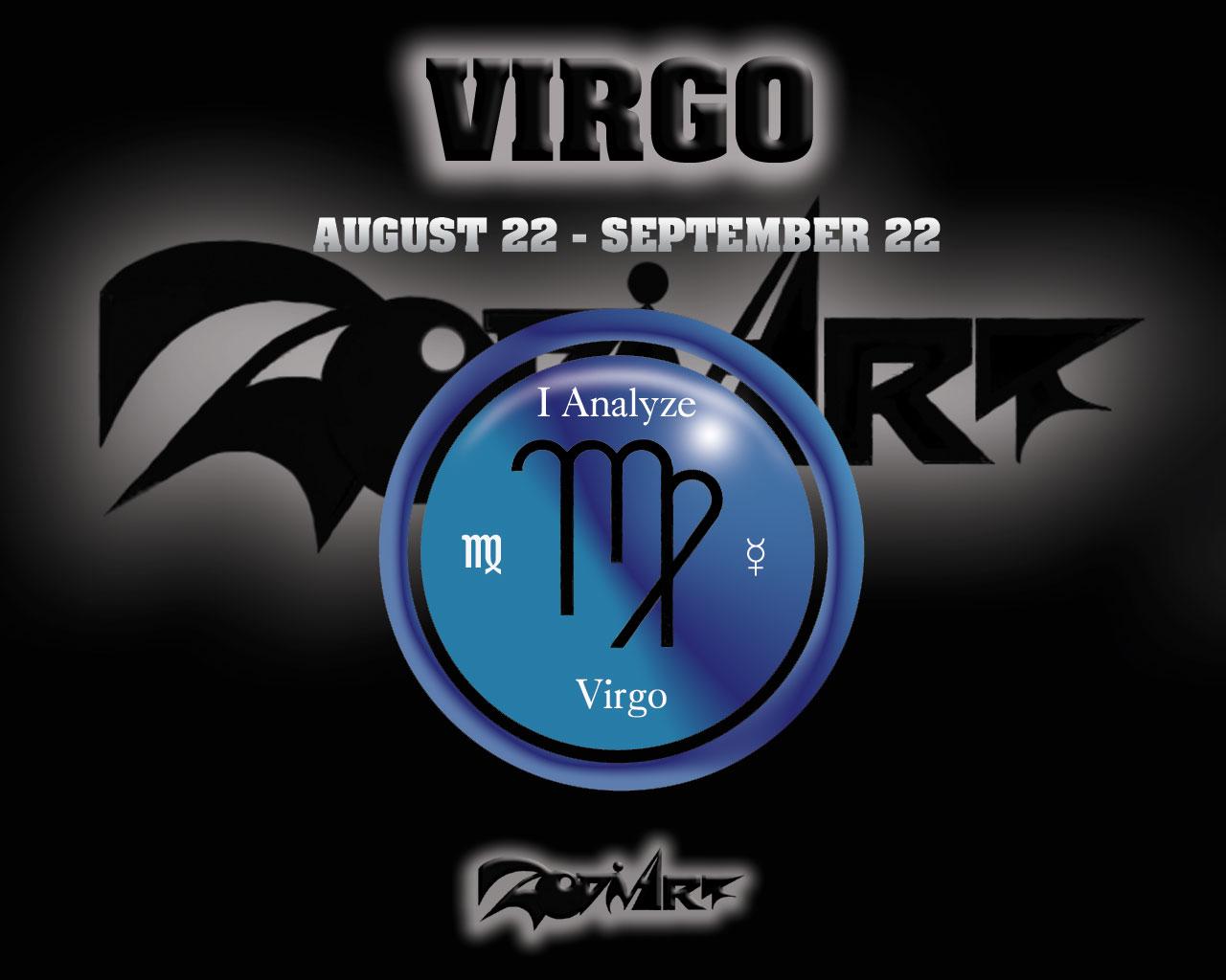 Virgo Wallpaper Zodiac wallpaper virgo